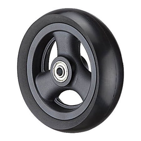 "5x1-1/2"" PU Foam Wheel GH0509U"