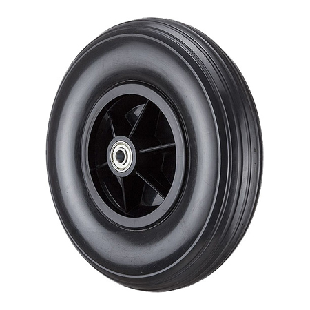 "8x2"" Wheel with PU Foam Tire GH0807U"