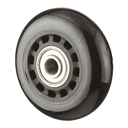 60x18mm Wheel with Solid Tire GH0201