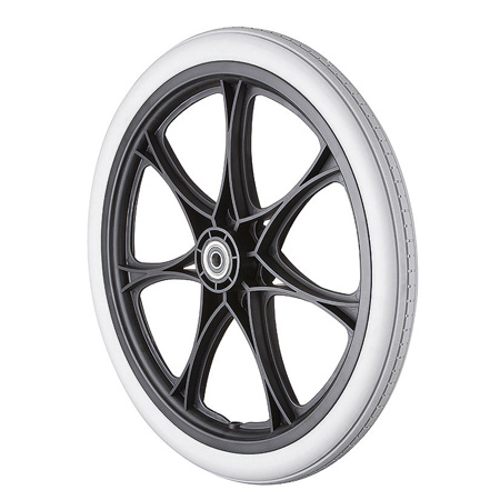 "18x1.75"" Wheel with PU Foam Tire - GH1806U"