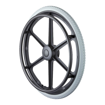 "20x1-3/8"" Wheelchair Wheel GH207UH"