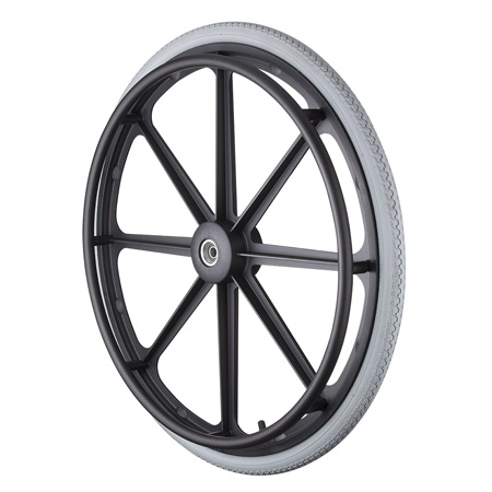 "22x1-3/8"" Wheel with Pneumatic Tire GH2202TH"