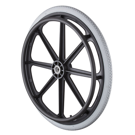 "24x1-3/8"" Wheelchair Wheel GH2404TH"