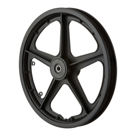 "16"" Wheel with Precision Ball Bearings GH1602"