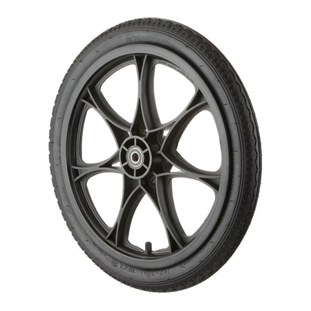 "16x1.75"" Wheel with Pneumatic Tire GH1606T"